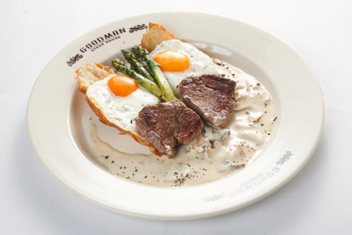 Мясные завтраки