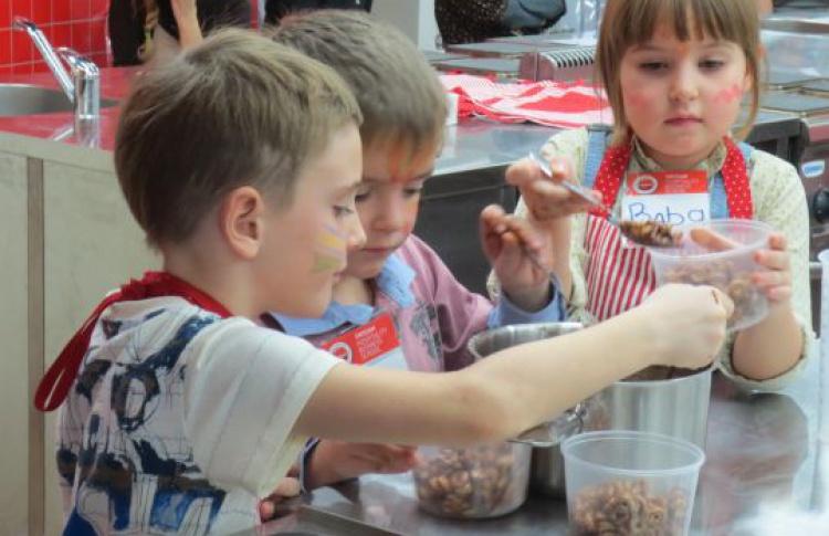 Кулинарные курсы на английском языке