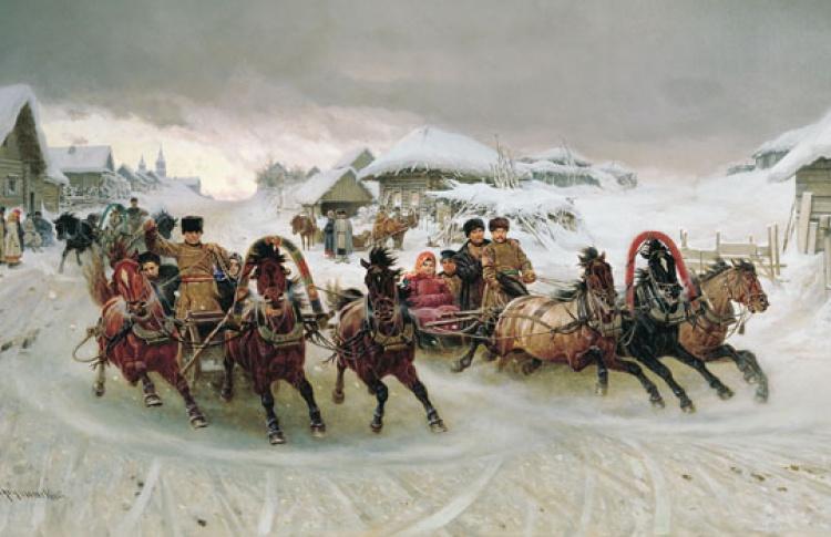 История Руси. Русские праздники