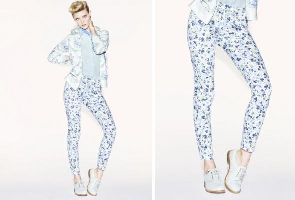 Uniqlo представил коллекцию ярких брюк - Фото №2