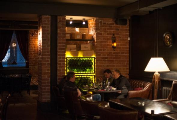 Лучшие рестораны Москвы - Фото №6