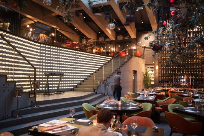 Лучшие рестораны Москвы