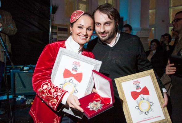 Фотографии сцеремонии вручения премии «Меню & Счет» - Фото №0