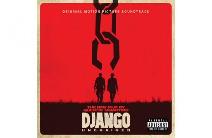 «Джанго освобожденный», саундтрек