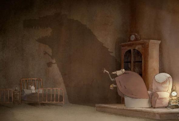 Эрнест и Селестина: Приключения мышки и медведя - Фото №1