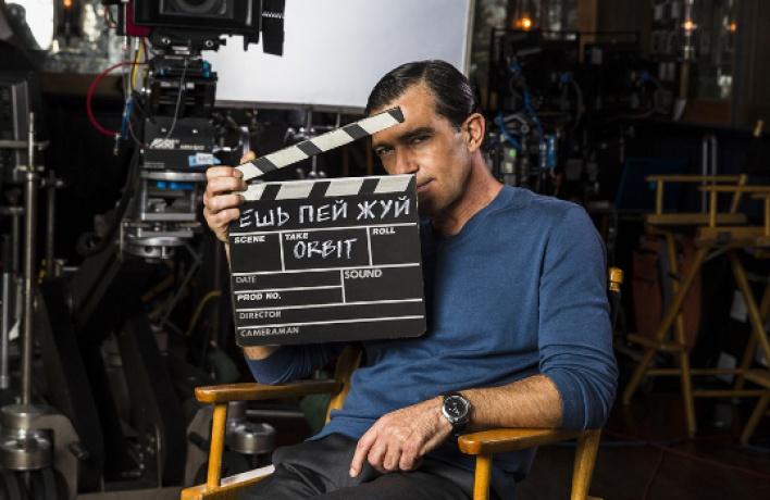 Антонио Бандерас появится врекламном ролике Orbit