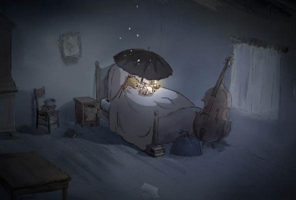 Эрнест и Селестина: Приключения мышки и медведя - Фото №11