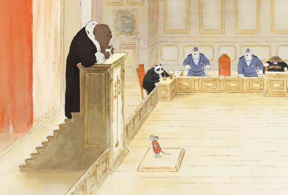 Эрнест и Селестина: Приключения мышки и медведя - Фото №13