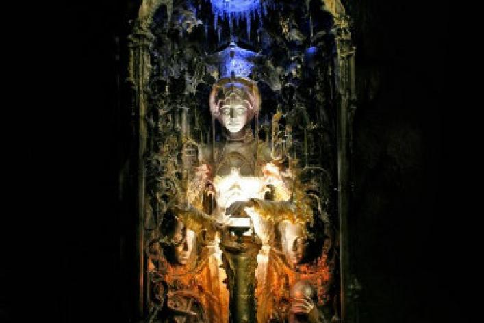«Музей бессонницы» Леонтия Озерникова