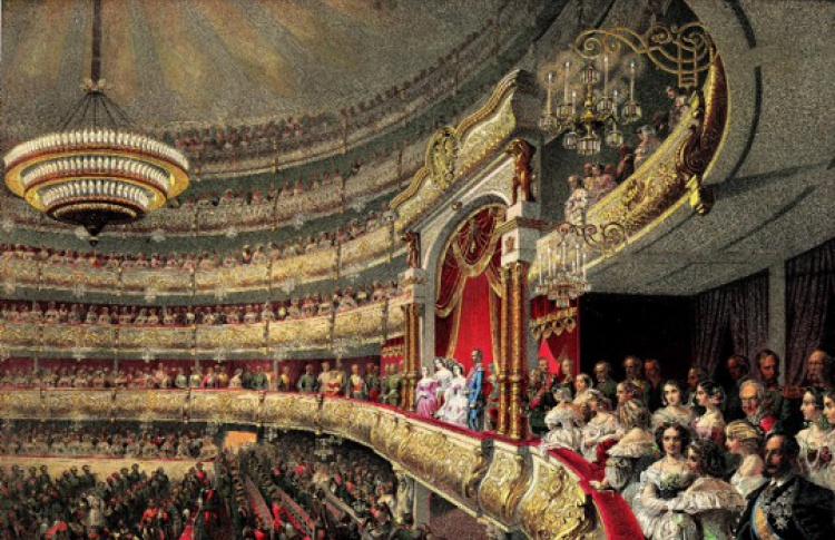 Коллекция Большого театра
