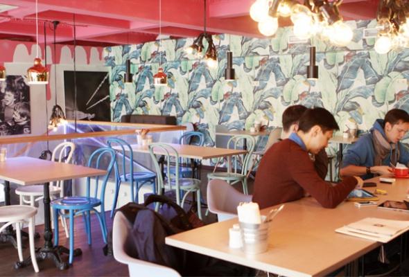 Geometria cafe - Фото №4