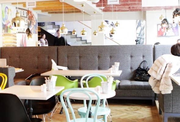 Geometria cafe - Фото №5