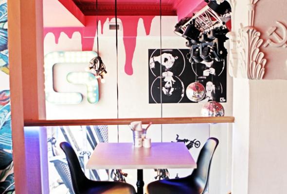Geometria Cafe - Фото №3