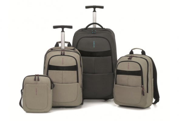 Samsonite создал коллекцию багажа для молодых бизнесменов - Фото №0