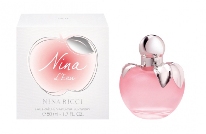 Nina Ricci выпустила новый весенний аромат Nina L'Eau