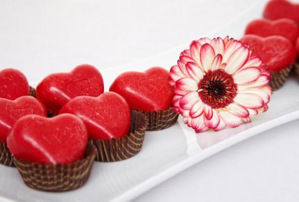 Валентинов день: что игде есть - Фото №6