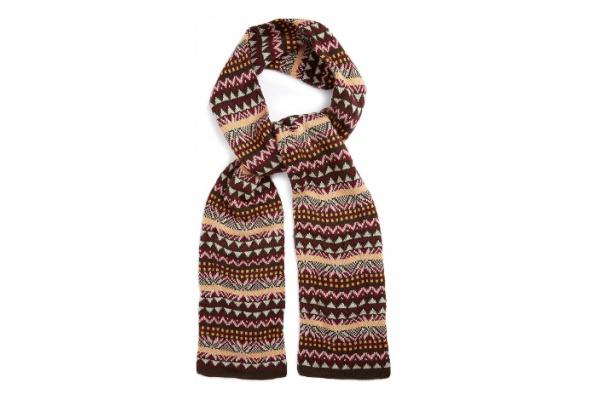 25ярких шарфов - Фото №11