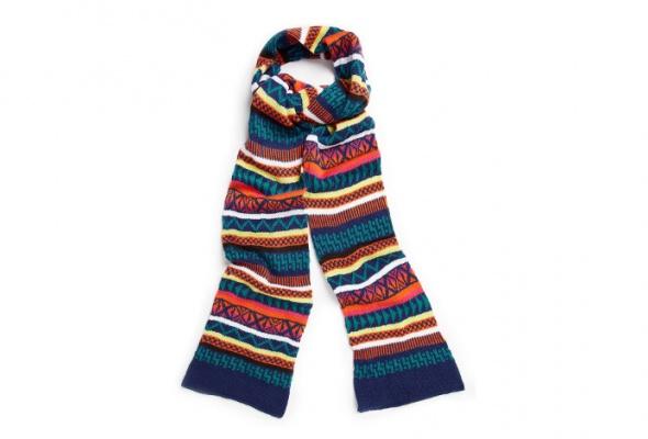 25ярких шарфов - Фото №3