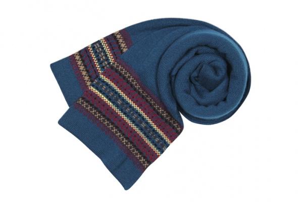 25ярких шарфов - Фото №7