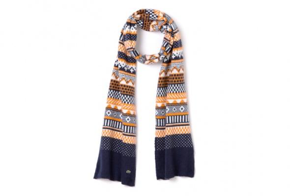 25ярких шарфов - Фото №15