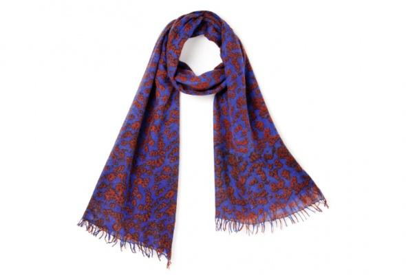25ярких шарфов - Фото №16