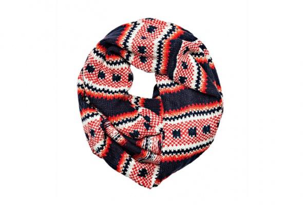 25ярких шарфов - Фото №9