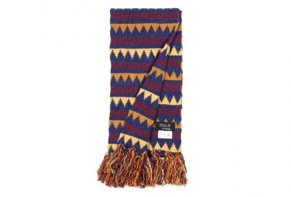 25ярких шарфов - Фото №1