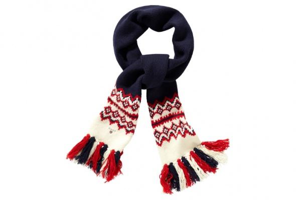 25ярких шарфов - Фото №10