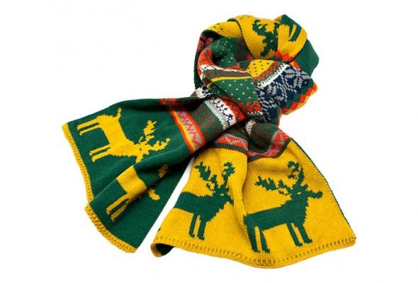 25ярких шарфов - Фото №2