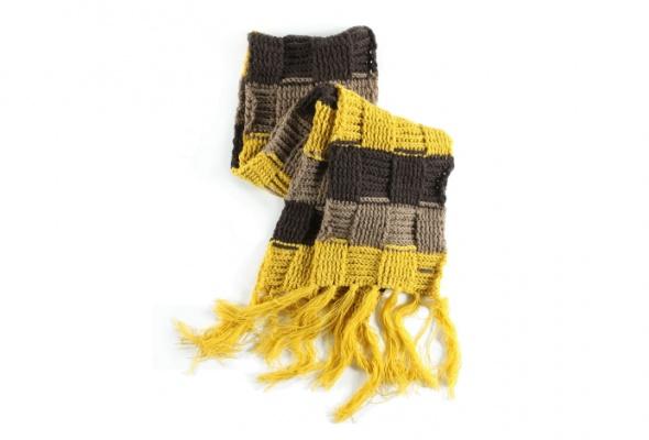 25ярких шарфов - Фото №17