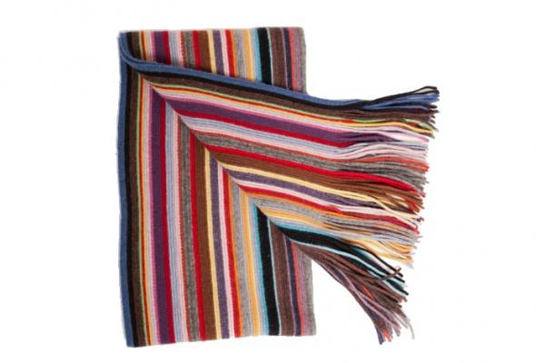 25ярких шарфов - Фото №13