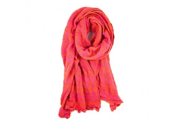 25ярких шарфов - Фото №20