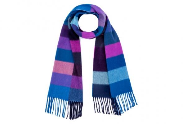 25ярких шарфов - Фото №24