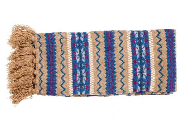 25ярких шарфов - Фото №14