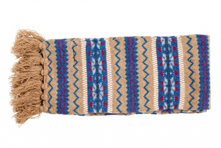 25ярких шарфов