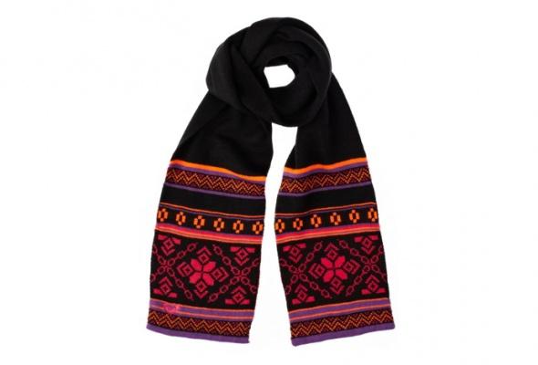 25ярких шарфов - Фото №6