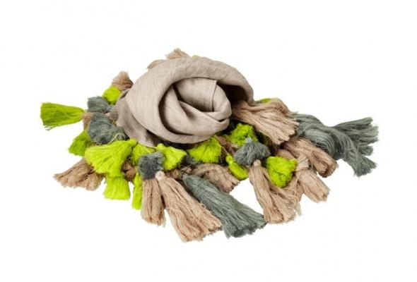 25ярких шарфов - Фото №4