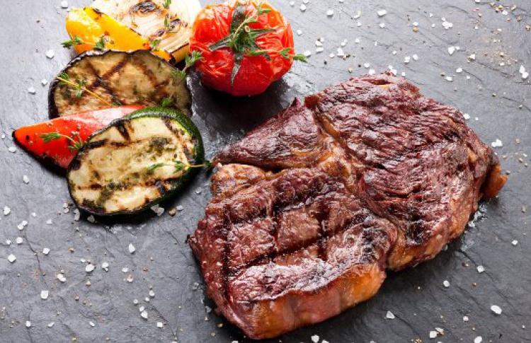 Секреты модного меню: мясо