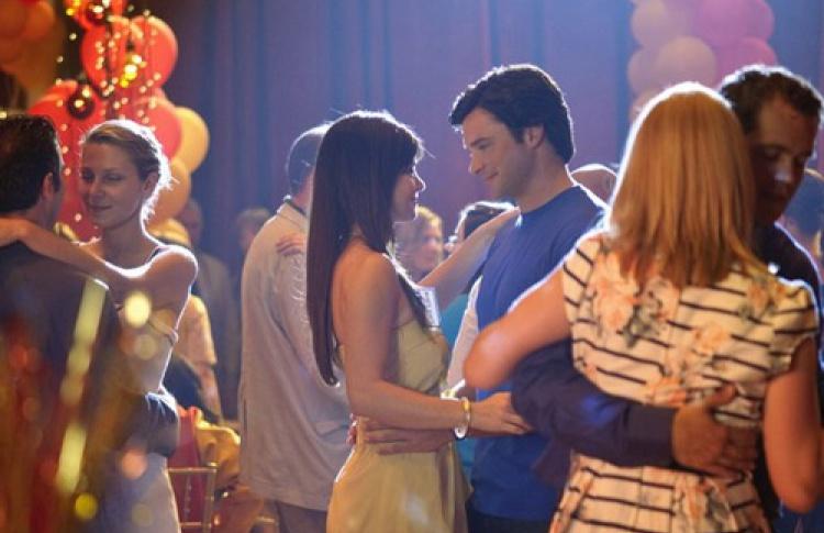 Вечер романтических знакомств и танцев
