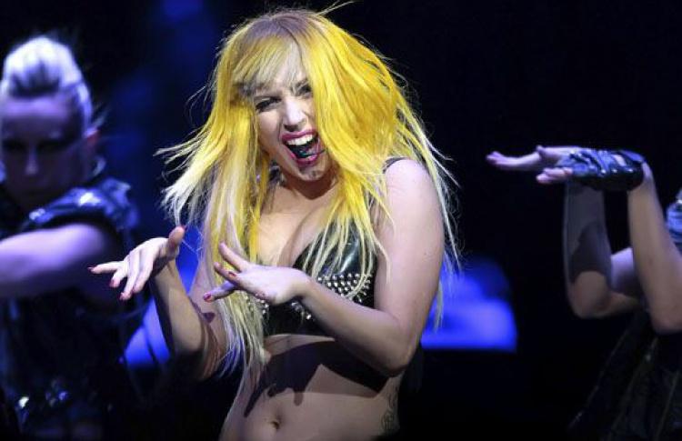 Леди Гага: «Уменя нет кишечника!»