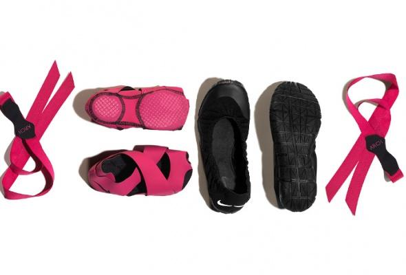 Nike выпустил обувь для занятий йогой ипилатесом - Фото №2