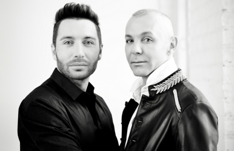 Мастер-класс Юрия Столярова и Александра Тодчука