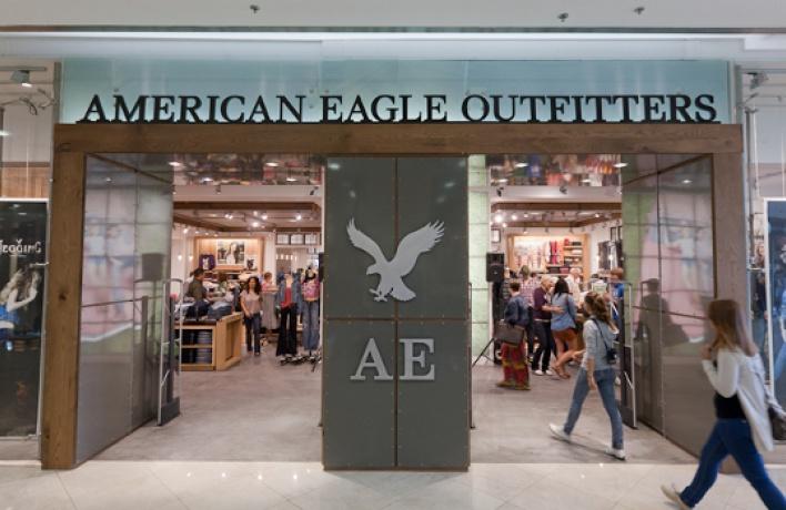 American Eagle открывает новый магазин в«Мега Белая дача»