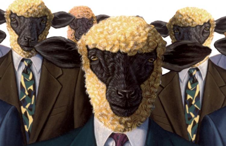 Возвращение блудной овцы