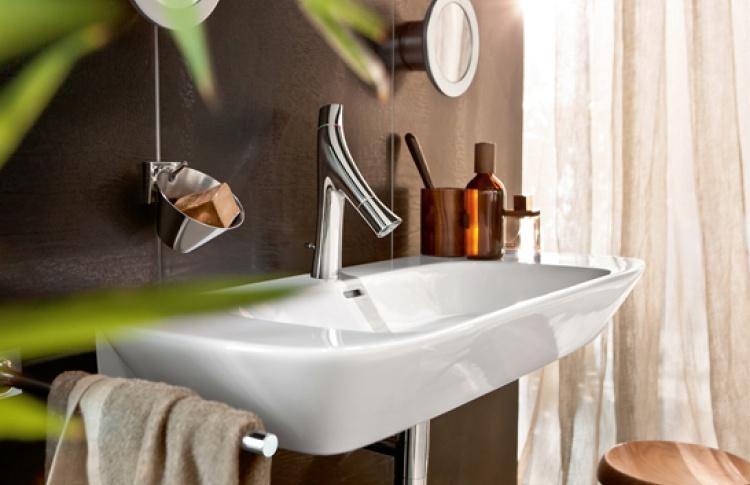 Филипп Старк создал новую коллекцию для ванной комнаты