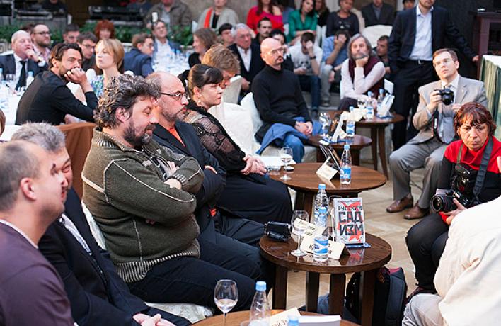 Стал известен лонг-лист литературной премии «Нацбест»-2013