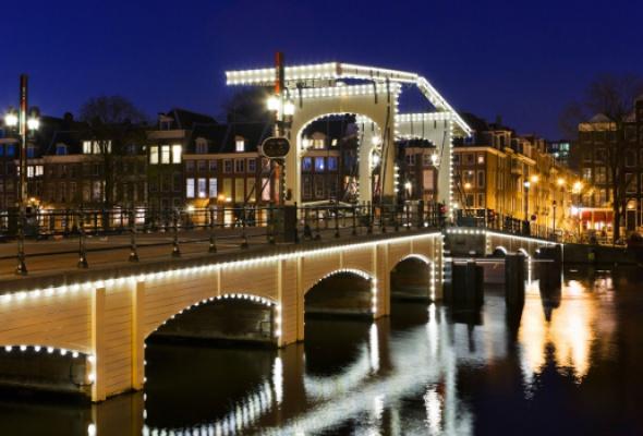 Небанальный Амстердам - Фото №1