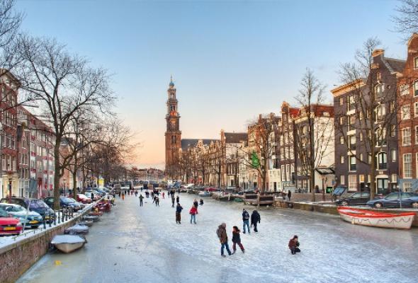 Небанальный Амстердам - Фото №0