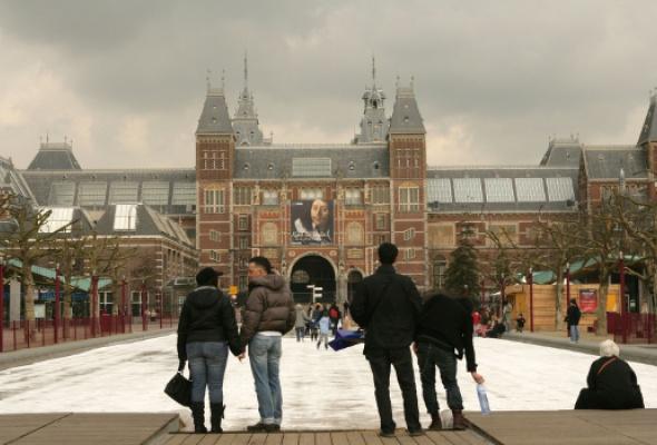 Небанальный Амстердам - Фото №4