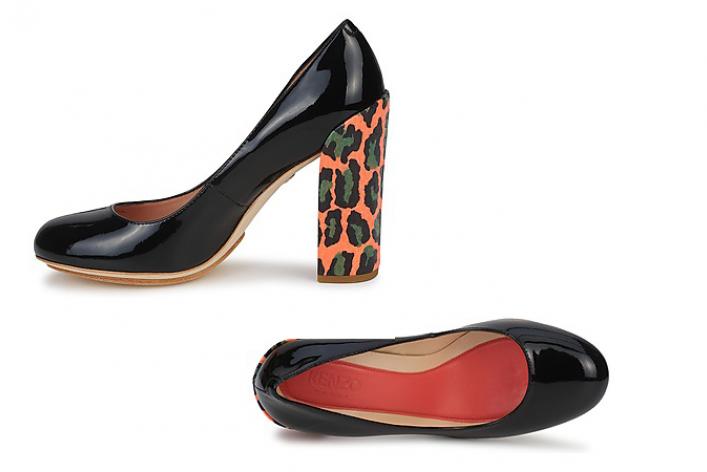Тропическая коллекция обуви Kenzo появилась вMGbyMania Grandiosa